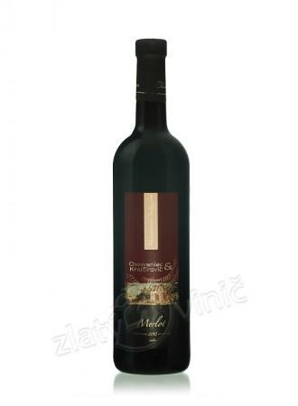 Víno Merlot