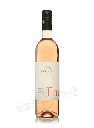 Víno Frankovka Modrá Ružové, Abbrevio