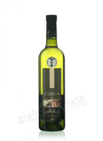 Víno Muller Thurgau