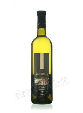 Víno Muškát moravský