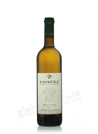 Víno Pinot Gris